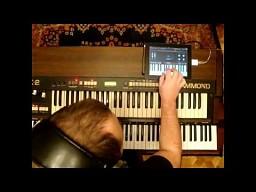 Hammond i iPad - mieszanka wybuchowa