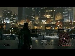 Watch Dogs - gameplay z E3