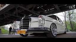 Mercedes W108 - nowoczesny klasyk