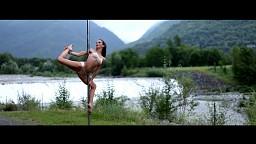 Marion Crampe tańczy dla was