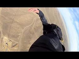 Skok z anteny