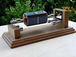 Silnik solarno-magneto-lewitacyjny
