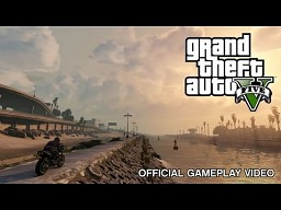 Grand Theft Auto V - Official Gameplay