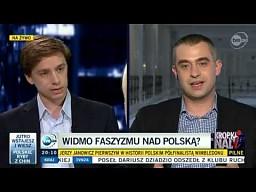 Bosak (RN) vs Gawkowski (SLD) o faszyzmie