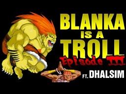 Blanka jest trollem! #3