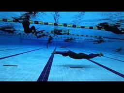 182 metry pod wodą bez płetw
