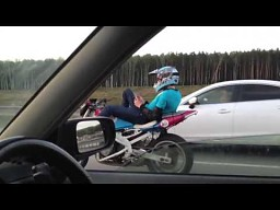 Sposób na nudę w czasie jazdy