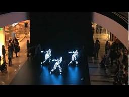 The Pastels Tron Dance Show
