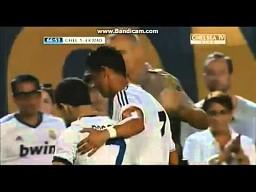 Cristiano Ronaldo i jego fan