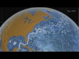 Wizualizacja prądów morskich