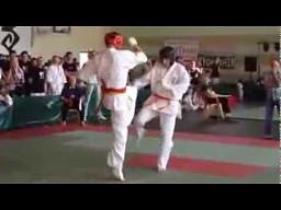 Karate też może być bolesne