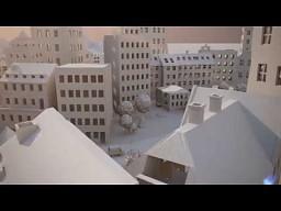 """Paper City"" - Maciek Janicki"
