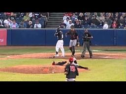 Niesamowity refleks miotacza w Baseballu