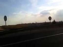 Tymczasem na hiszpańskiej autostradzie...