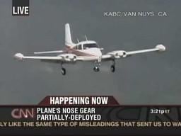 Perfekcyjne Lądowanie samolotu