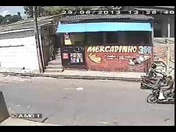 Nieudany rabunek w Brazylii