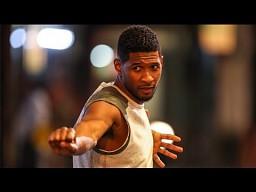 Usher w reklamie Samsunga