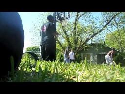 Mormoni grają w kosza