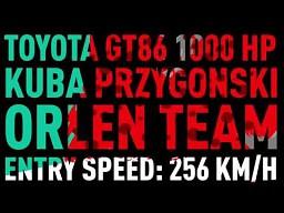 Rekord Guinessa w prędkości driftu
