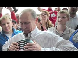 Władimir Putin... BADASS!