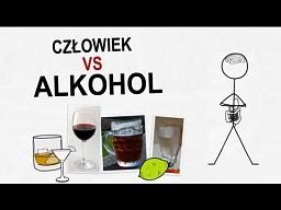 Dlaczego po alkoholu jesteśmy pijani?