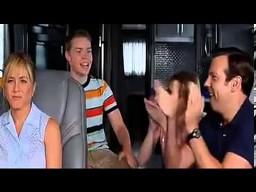 Millerowie - Aniston zaskoczona