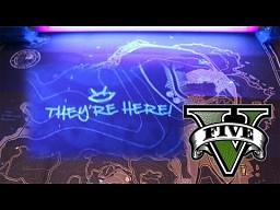 GTA V - tajemnica mapy