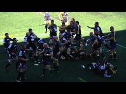 Incydent z meczu rugby