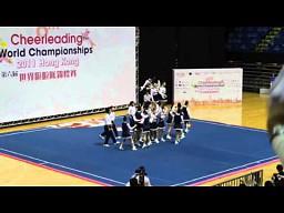 Japońskie cheerleaderki