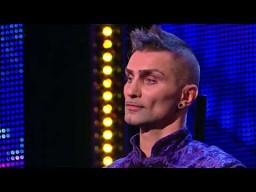 Brytyjski Mam Talent - Aaron Crow
