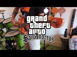Świetny cover San Andreas