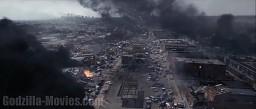 Godzilla 2014 (zwiastun)