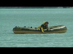 Rejs pontonem po jeziorze kwasu siarkowego