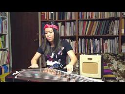 Sweet Child O' Mine na chińskim instrumencie ludowym