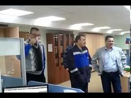 Rosyjskie biuro po śnieżycy