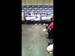 Steven Ogg spełnia prośbę fana
