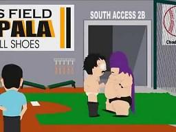South Park - Randy i szkolna liga bejsbolowa