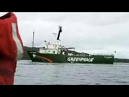 Rosjanie kontra Greenpeace
