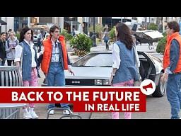 """""""Powrót do przyszłości"""" w rzeczywistości"""