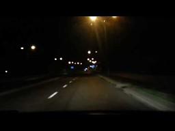 Pościg Policyjny na ruskiej ropie za Audi A6
