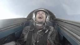 Urwany lot na Aero L-29