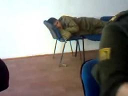 Śpiący żołnierz i syrena