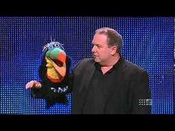 Genialny brzuchomówca z Australia's Got Talent