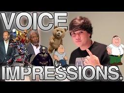 Jake Foushee świetnie naśladujący głos znanych ludzi