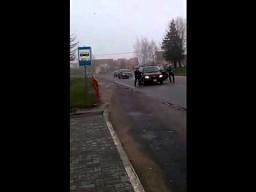 Łapanie stopa po białorusku