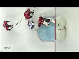 Parada bramkarza w NHL