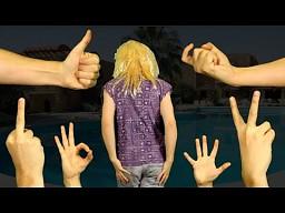 Uwaga na gesty... niewinne gesty...