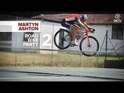 Na szosówce trochę inaczej - Road Bike Party 2