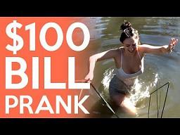 Co jesteś w stanie zrobić za 100 dolarów w banknocie?