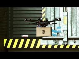 Amazon wymyślił drony, a Polacy już wdrożyli do pracy